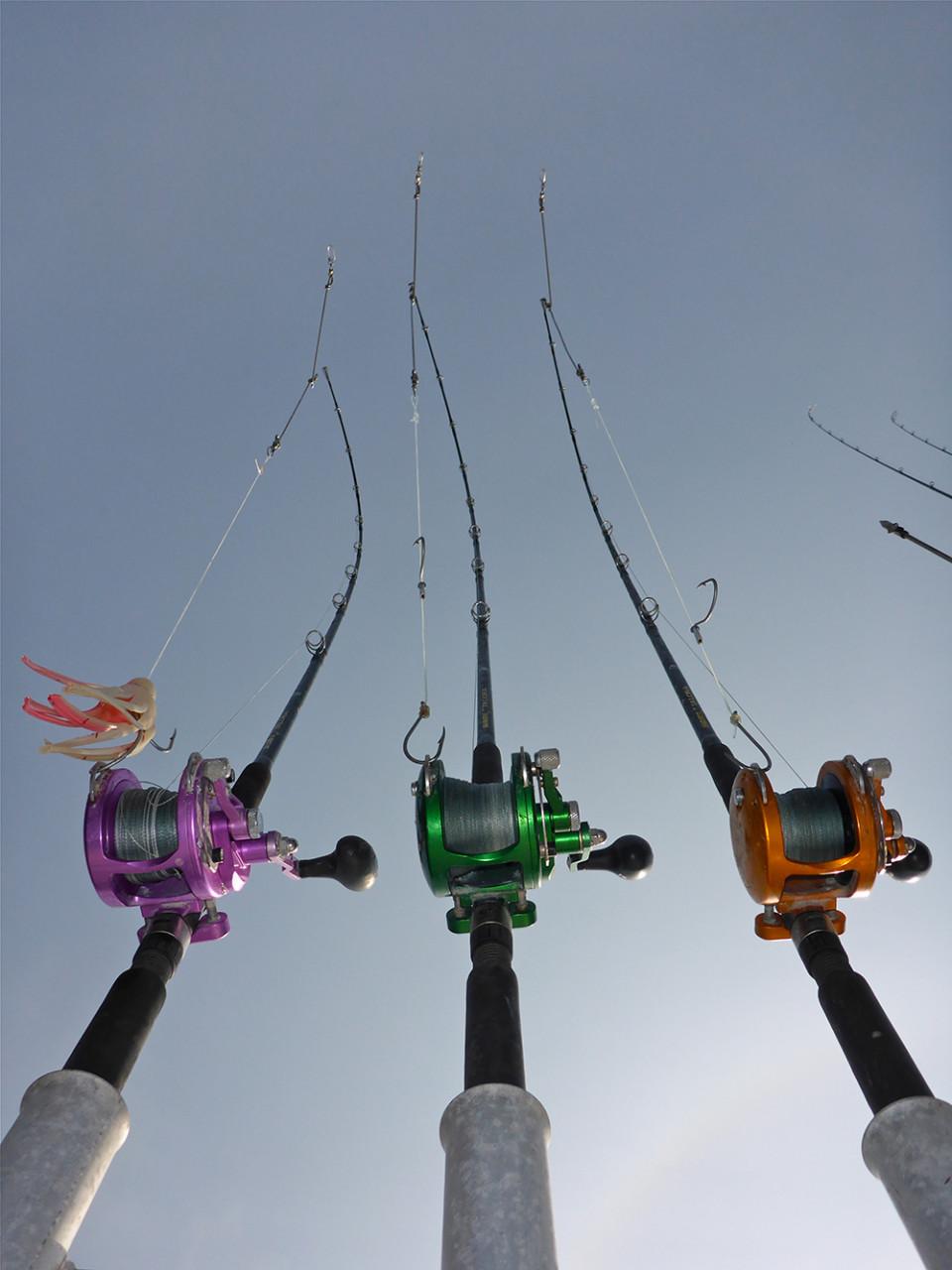 Fishing Boat & Gear | Jolly Rogers Fishing Charters, Port Renfrew, BC